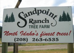 Sandpoint Ranch Tree Farm